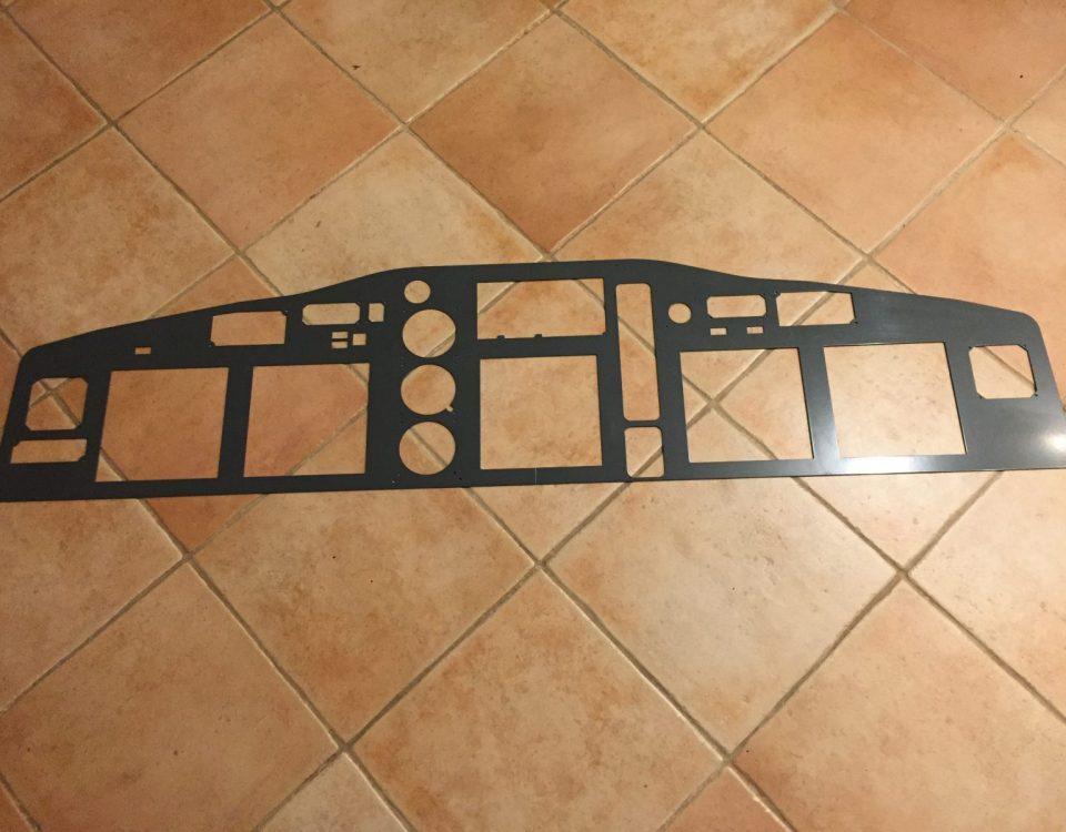 Biete Main Instrument Back Panel