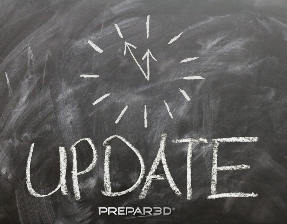 Prepar3D updaten